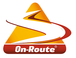 On-route logo